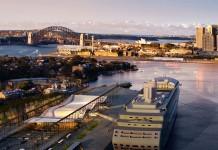 cruise ship pollution sydney